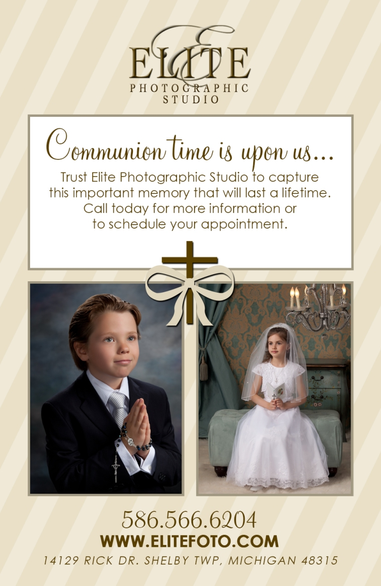 Communion Photos